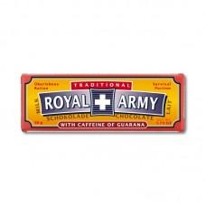 Швейцарский молочный армейский шоколад Royal Army с гуараной
