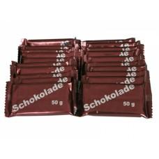 х20 Оригинальный немецкий шоколад Бундесвера