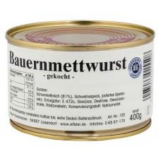 Немецкая фермерская колбаска