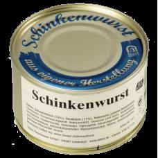 Немецкая ветчина Schinkenwurst