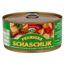 Немецкий шашлык в остром соусе