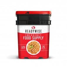 Набор еды на 30+ дней ReadyWise, WiseFood (120 порций)