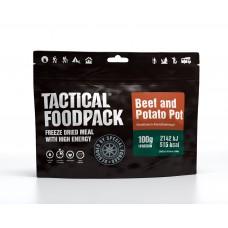 Картофель с говядиной Tactical Foodpack